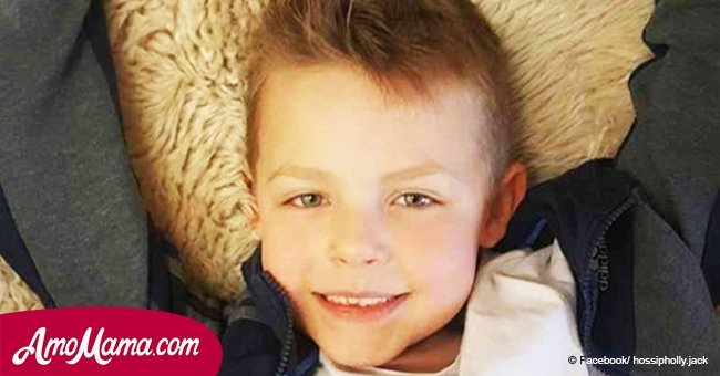 A little boy sustains terrible injuries after being bullied at school