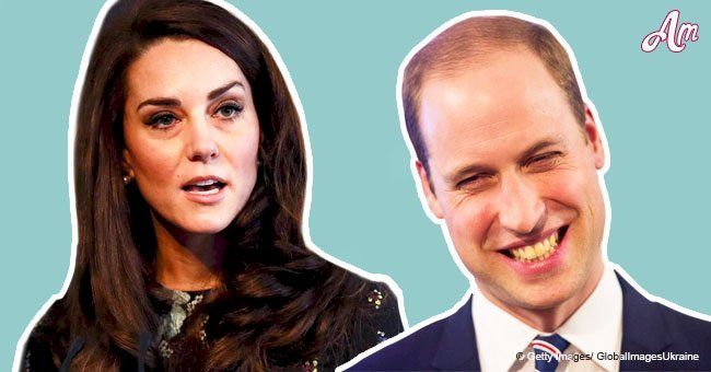 Prince William's joke about Kate's outfit provokes some uncomfortable laughs
