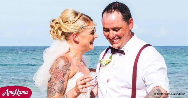 Une femme a laissé son mari 6 jours après leur mariage qui a coûté plus de 40,000$ pour finalement retourner avec lui