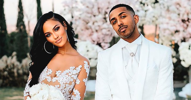 See the Wedding Pics 'Sister, Sister' Star Marques Houston & His Wife Miya Shared on Instagram