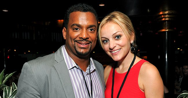 See Alfonso Ribeiro & His Wife's Sweet Video as They Celebrate Their Firstborn Son's 7th B-Day