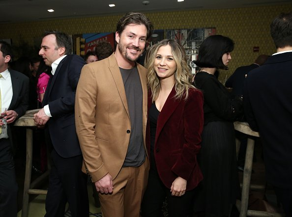 """Landon Beard and Vanessa Ray attend """"The Boy Who Harnessed The Wind"""" Special Screening on February 25, 2019 