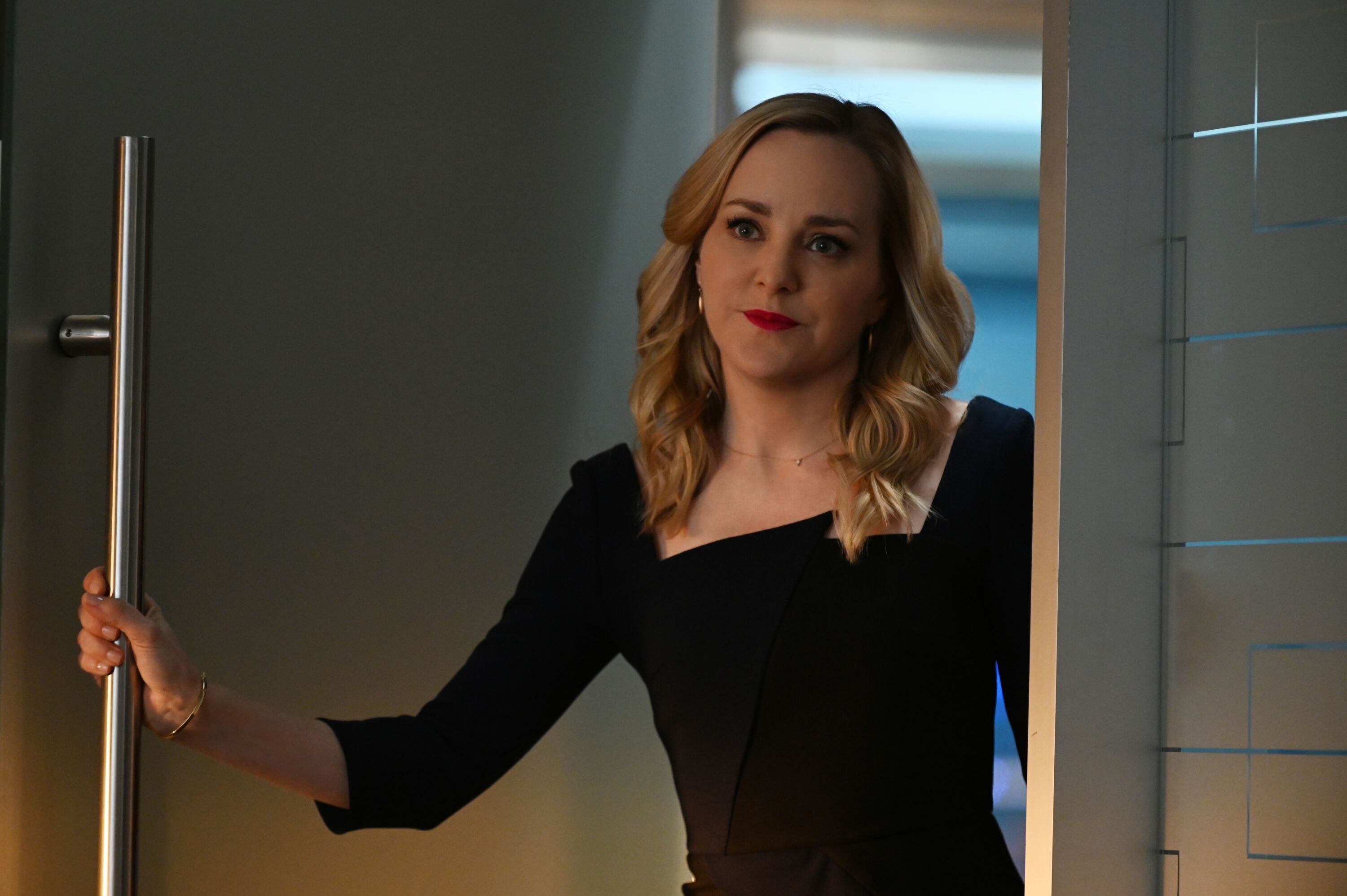 "Geneva Carr as Marissa Morgan in the CBS legal drama, ""Bull"" 