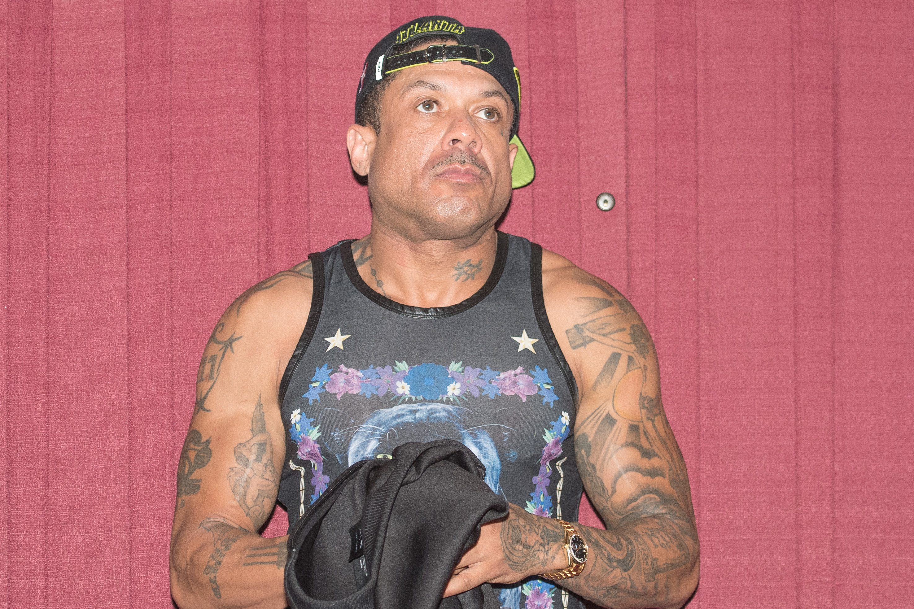 Ex-LHHATL Star Benzino Has Meltdown during Arrest, Curses out Female Cop