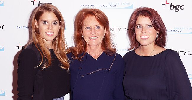 Sarah Ferguson Is Proud Mother to Two Beautiful Girls - Meet Both of Them