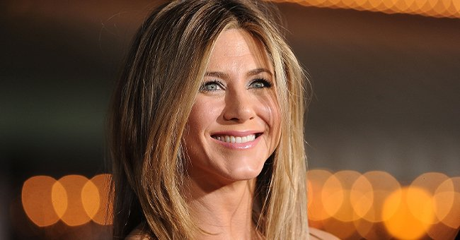 Jennifer Aniston arrives at the premiere of Universal Pictures' 'Wanderlust' , February 2012   Source: Getty Images