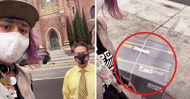 Uber Driver Asks Passenger for Extra Tip Because She's Carrying a Mini Fridge