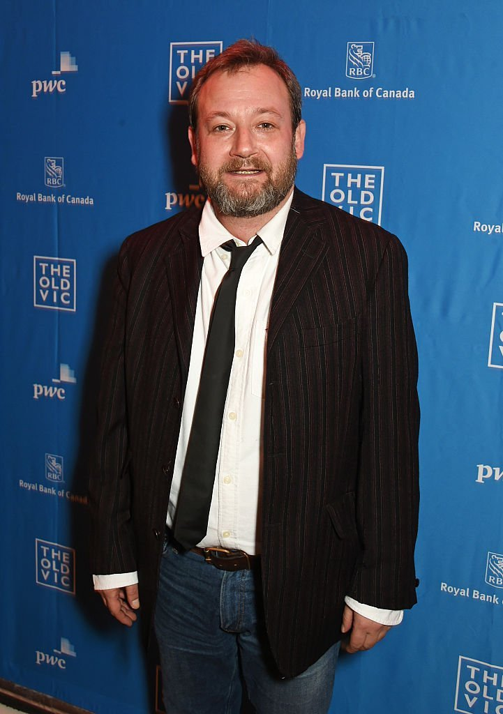 "Actor James Dreyfus attending the after party for ""The Master Builder"" in London, England in 2016. I Image: Getty Images."