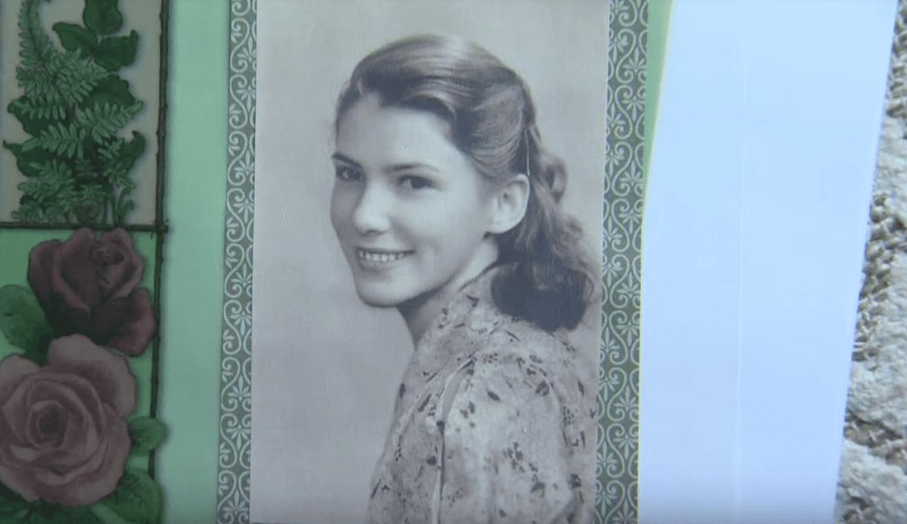 Rose Marie Bentley de joven. Fuente: YouTube/KOIN 6