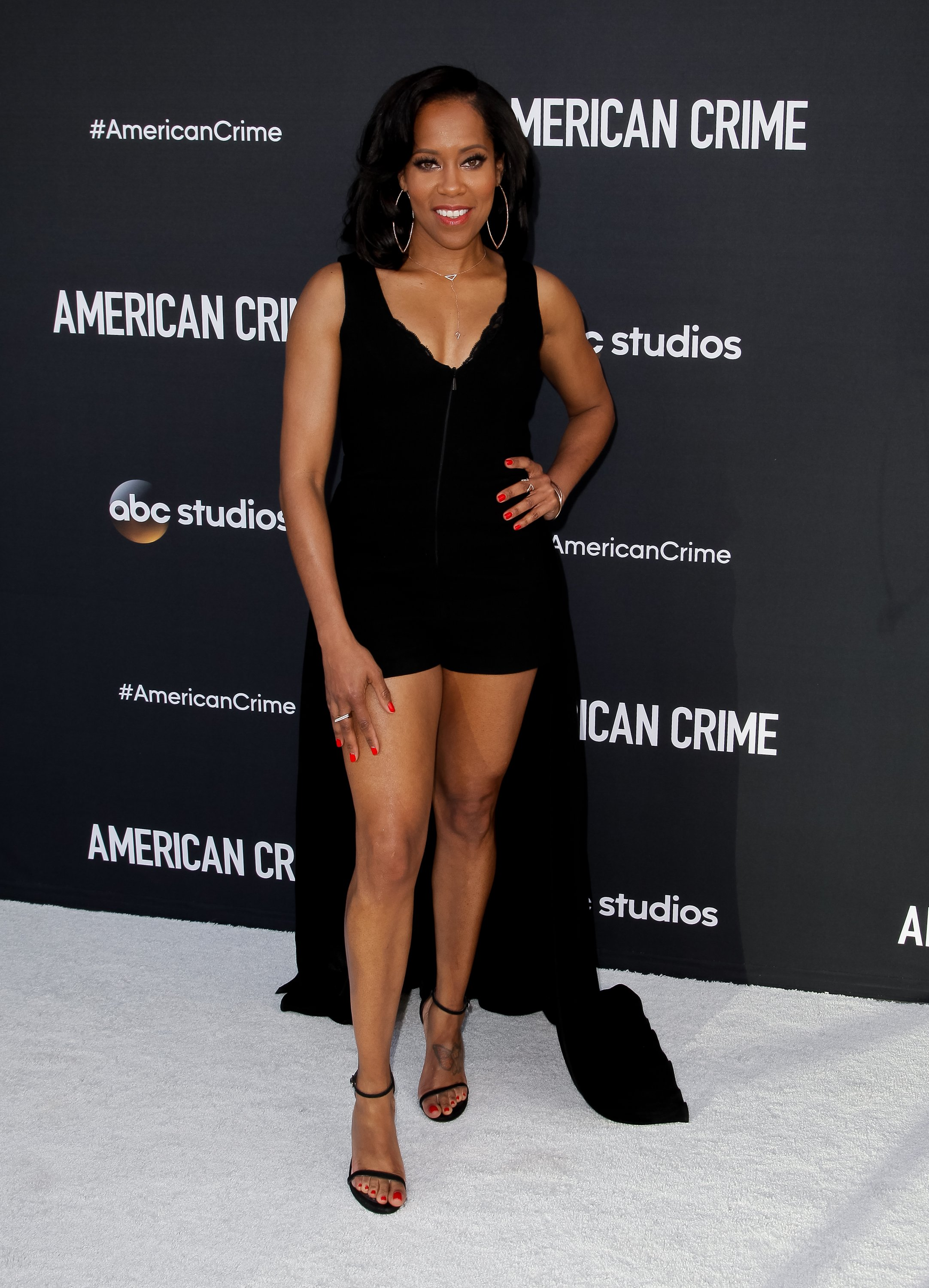 Regina King at the Saban Media Center, 2017 in California | Source: Getty Images