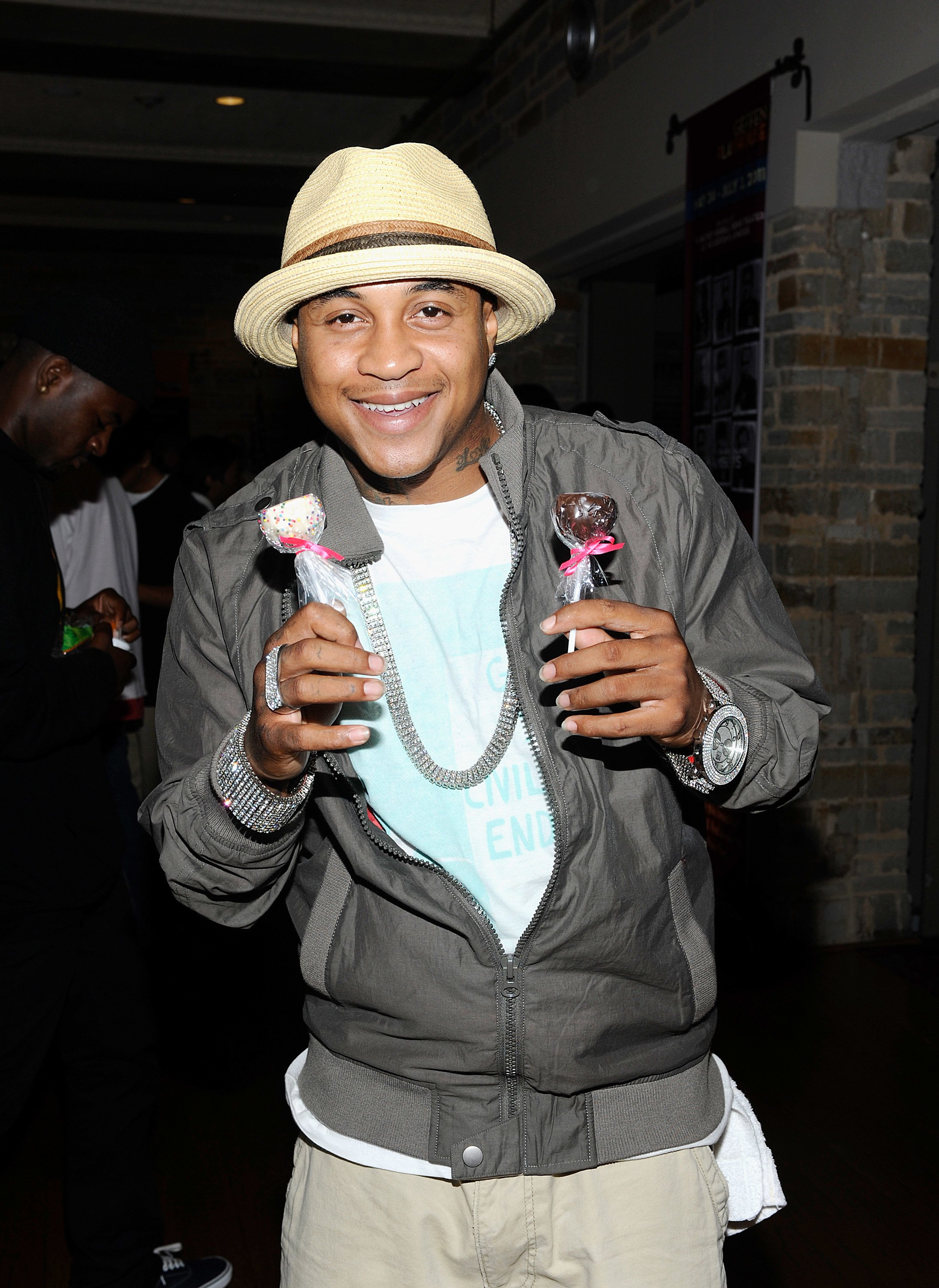 """Orlando Brown at the 1st Annual Cynthia Stafford's """"Gifted Day At The Geffen Playhouse"""" in 2011 in Los Angeles 