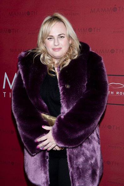 Rebel Wilson on February 29, 2020 in Mammoth Lakes, California. | Photo: Getty Images