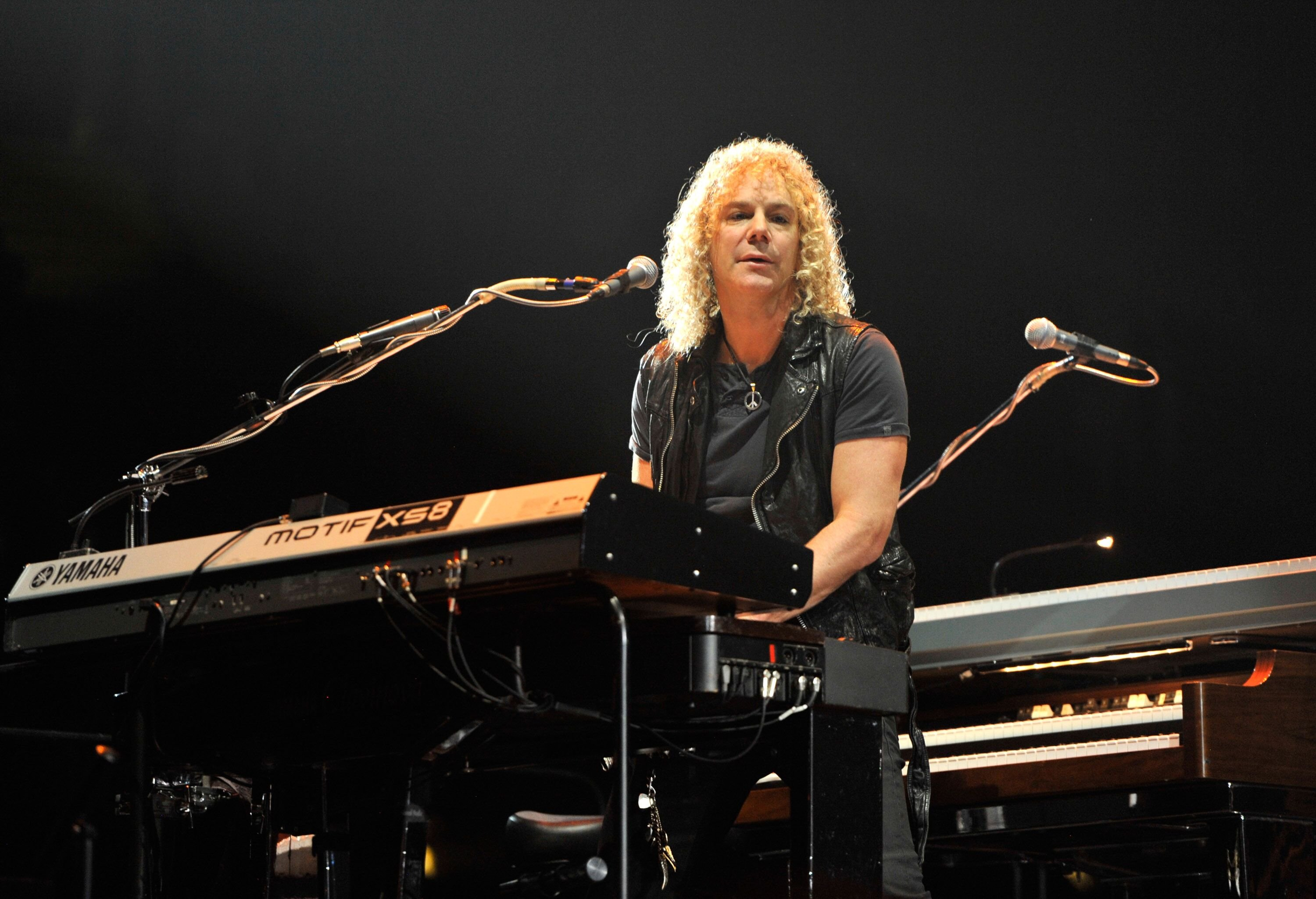 David Bryan of Bon Jovi performs at Nassau Veterans Memorial Coliseum on May 6, 2011, in Uniondale, New York | Photo: Kevin Mazur/WireImage/Getty Images
