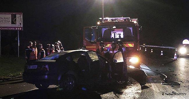 Deux morts et un blessé grave dans un choc frontal à Rennes : Un pompier choqué témoigne