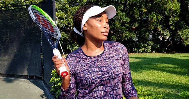 Venus Williams Is Already Preparing for the Miami Open after She Had Sustained an Ankle Injury