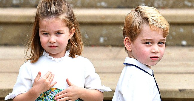 Prince William & Kate Middleton's Eldest Child George Reportedly Started Piano Lessons Recently & Can Play for Hours