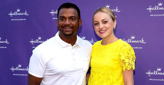 Alfonso Ribeiro's Wife Angela Unkrich Shares Cute Photos of His 4 Kids on National Siblings Day
