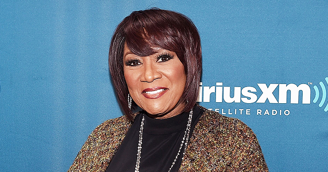 Soul Legend Patti Labelle Shows off Legs in Floral Dress & Heels for Designer Zang Toi's NYFW Show