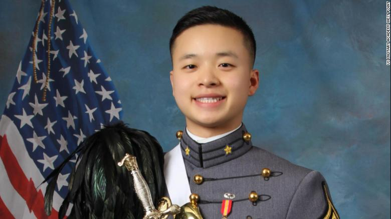 Cadete Peter Zhu | Foto: US Military Academy West Point