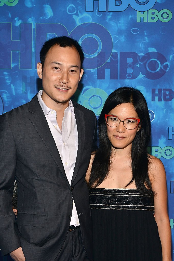 Justin Hakuta and Ali Wong attend HBO's Post Emmy Awards Reception at The Plaza at the Pacific Design Center  | Getty Images