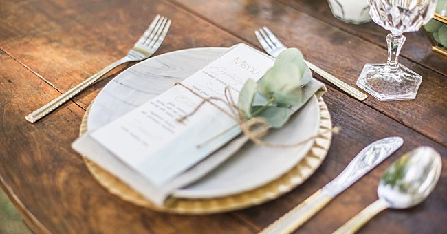 Story of the Day: Woman Does Not Want to Plan Her Wedding Menu around One Guest