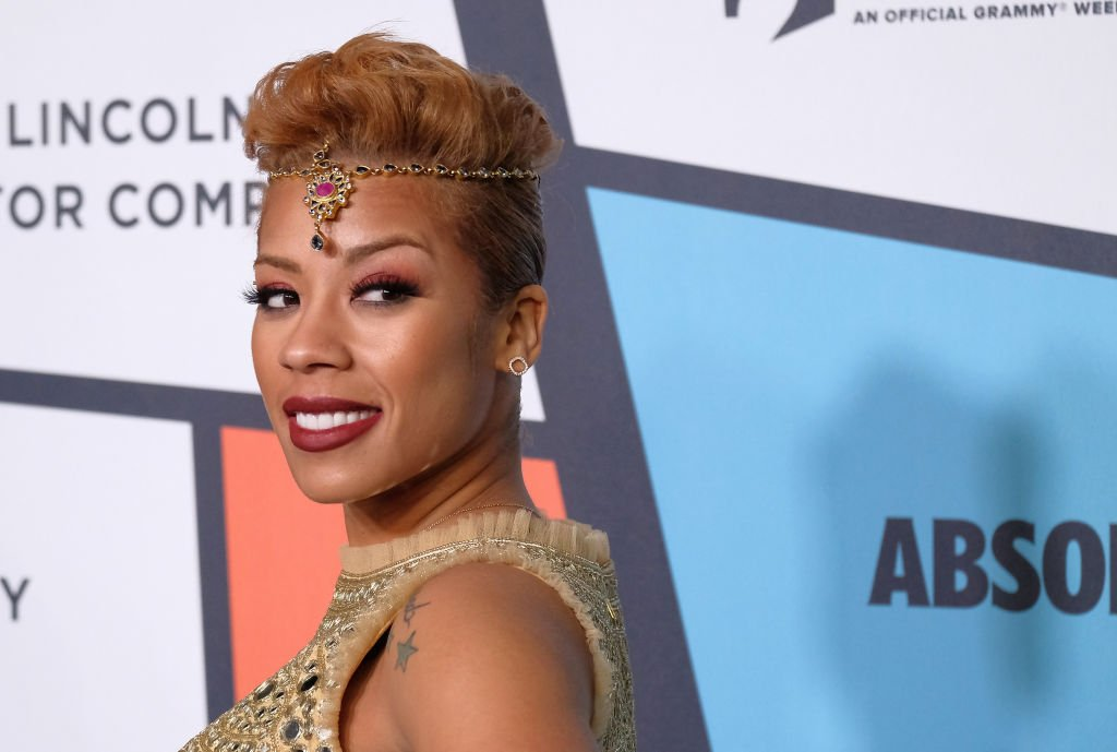 Keyshia Cole at the 8th Annual Essence Black Women In Music Event on February 9, 2017 in Los Angeles, California | Photo: Getty Images
