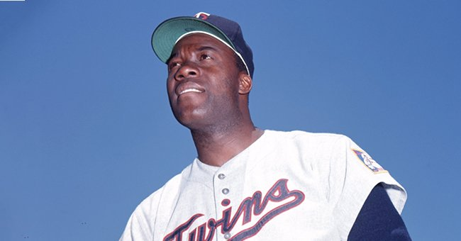 """Jim """"Mudcat"""" Grant pictured in his Twins baseball uniform in the 60s.   Photo: Getty Images"""