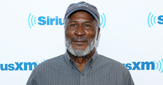 John Amos Shared Photo with Rarely-Seen Son & the Resemblance Is Uncanny
