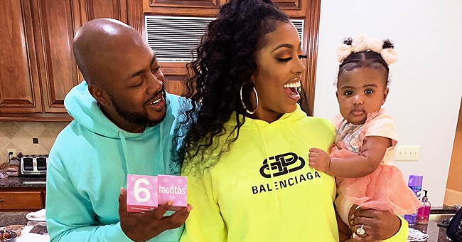 Porsha Williams Is a Proud Mom as She Shares Video of Daughter PJ's First Bite at 6 Months