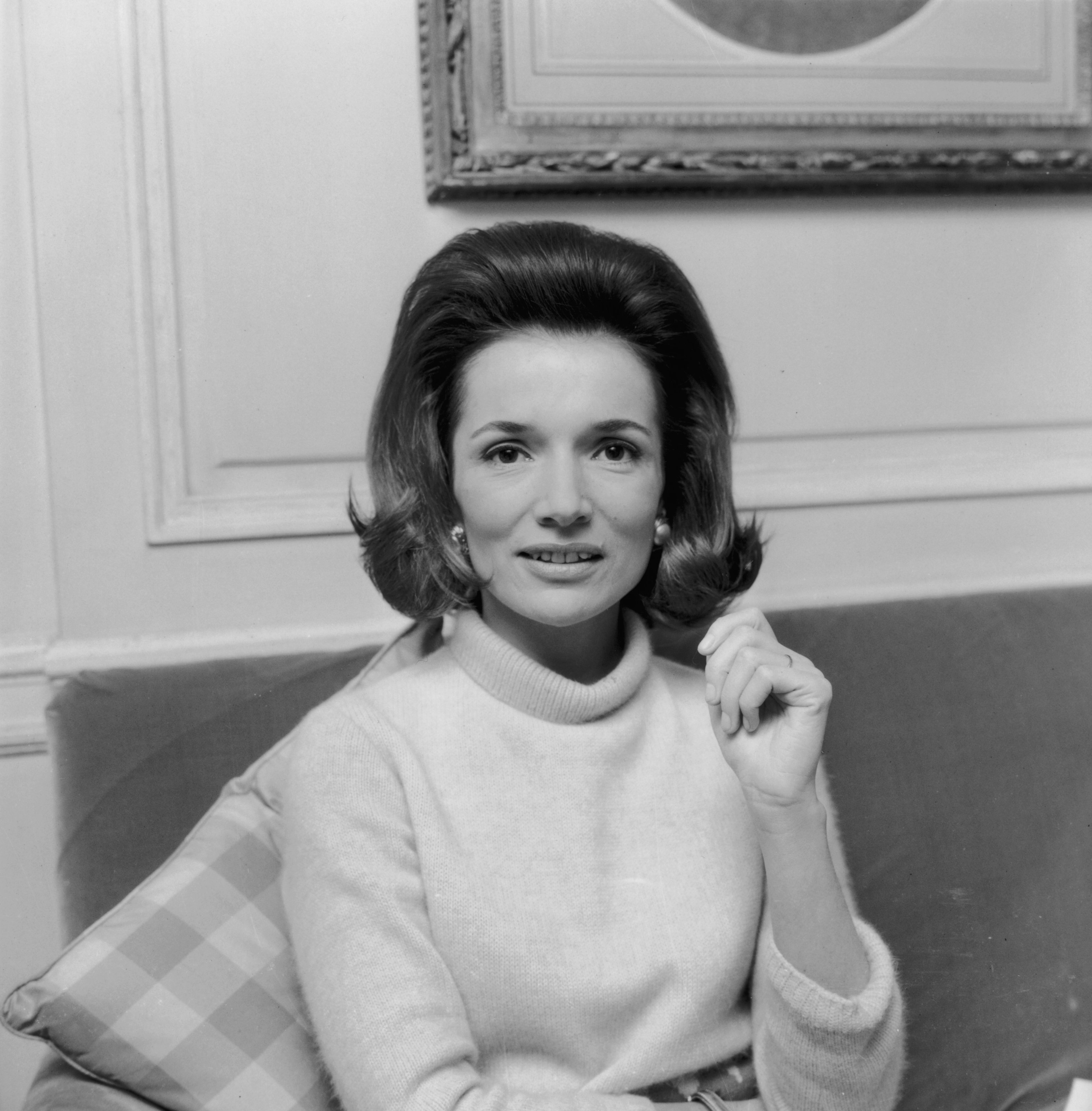 13th June 1967: Princess Lee Radziwill, sister of Jacqueline Kennedy. | Source: Getty Images