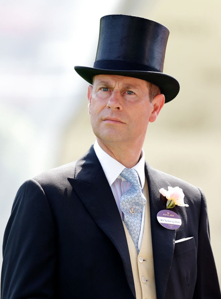Prince Edward, comte de Wessex. | Photo : Getty Images