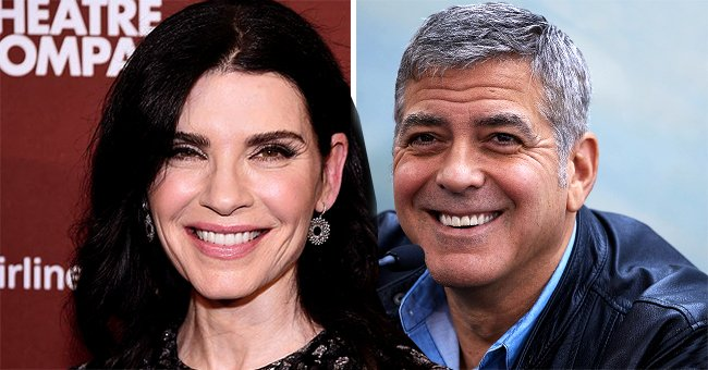 Julianna Margulies Wishes George Clooney Happy 59th Birthday with a Sweet Throwback Photo