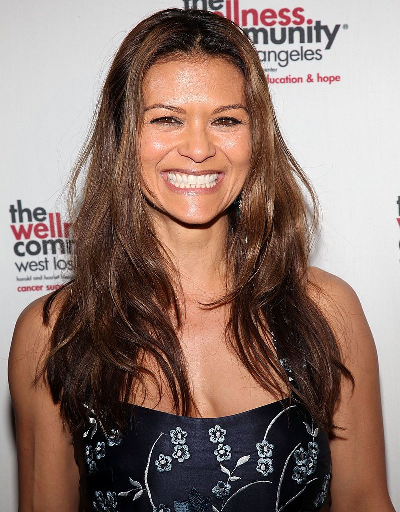 """Nia Peeples attends the 12th Annual """"Tribute To Human Spirit"""" Awards Gala at Beverly Hills Hotel on May 6, 2010 in Beverly Hills, California. 