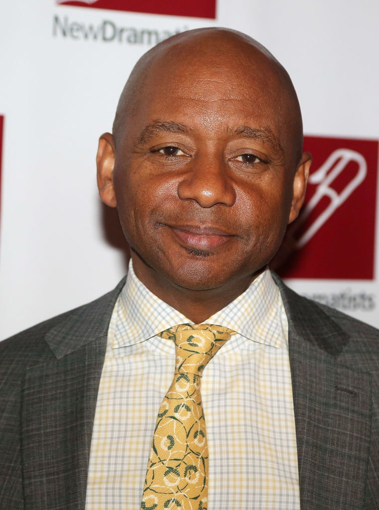 Branford Marsalis poses at the 2018 New Dramatists Luncheon Honoring Denzel Washington at The Marriott Marquis Hotel on May 15, 2018 | Photo: Getty Images