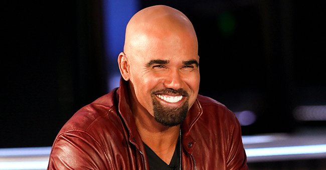 'SWAT' Star Shemar Moore Announces He's COVID-Free in Unbuttoned Shirt Exposing Rock Hard Abs