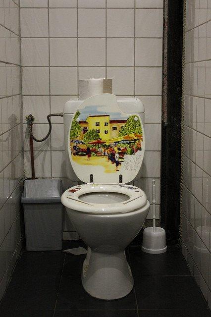 Des toilettes nettoyées l Source: Flickr