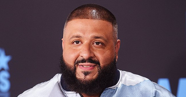 DJ Khaled Shares Adorable Video of His Youngest Son Aalam as He Turns One Month Old