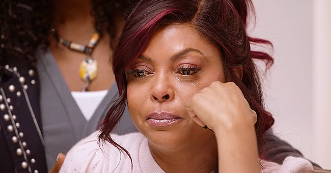 Taraji P Henson Tearfully Admits She Struggled to Tell Her Only Son Marcell His Dad Was Killed