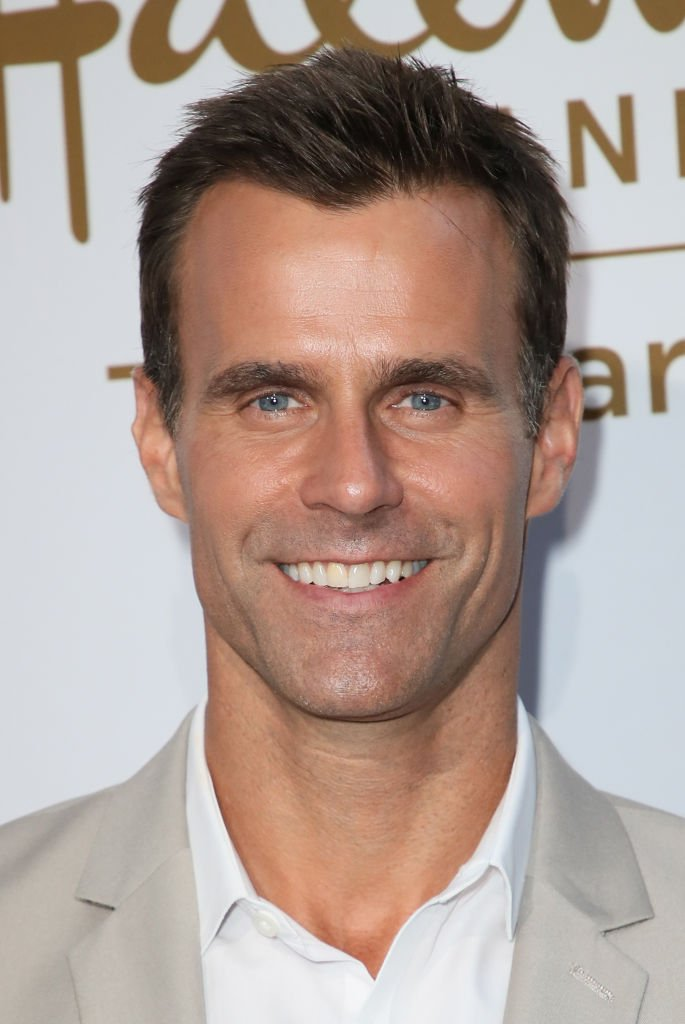 Cameron Mathison attends the Hallmark Channel and Hallmark Movies and Mysteries 2017 Summer TCA Tour on July 27, 2017 | Photo: GettyImages