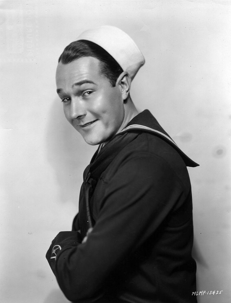 William Haines (1900 - 1973) Hollywood star of MGM's 'Speedway', circa 1927. usage worldwide  Source: Getty Images