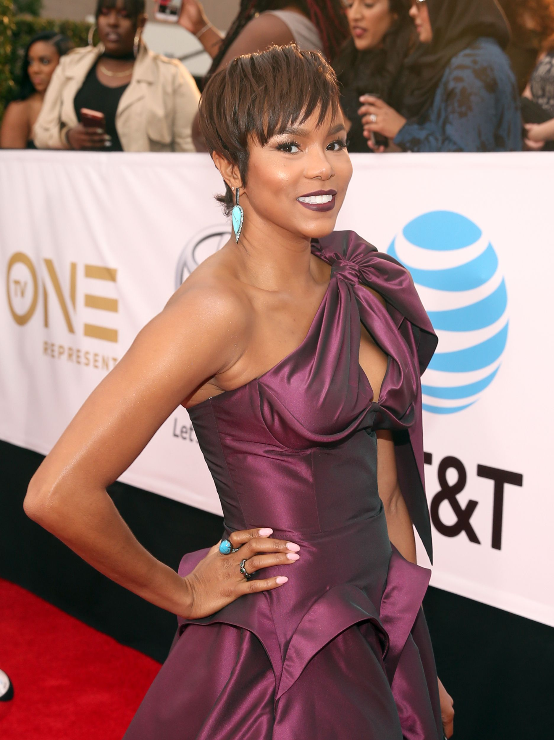 LeToya Luckett at the NAACP Image Awards on January 15, 2018 in Pasadena. | Photo: Getty Images