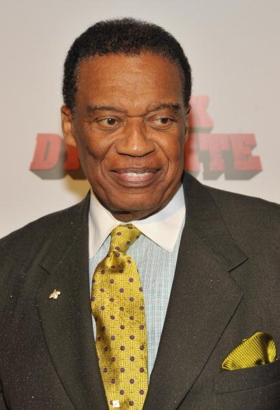 Actor Bernie Casey at ArcLight Hollywood in California. | Photo: Getty Images.