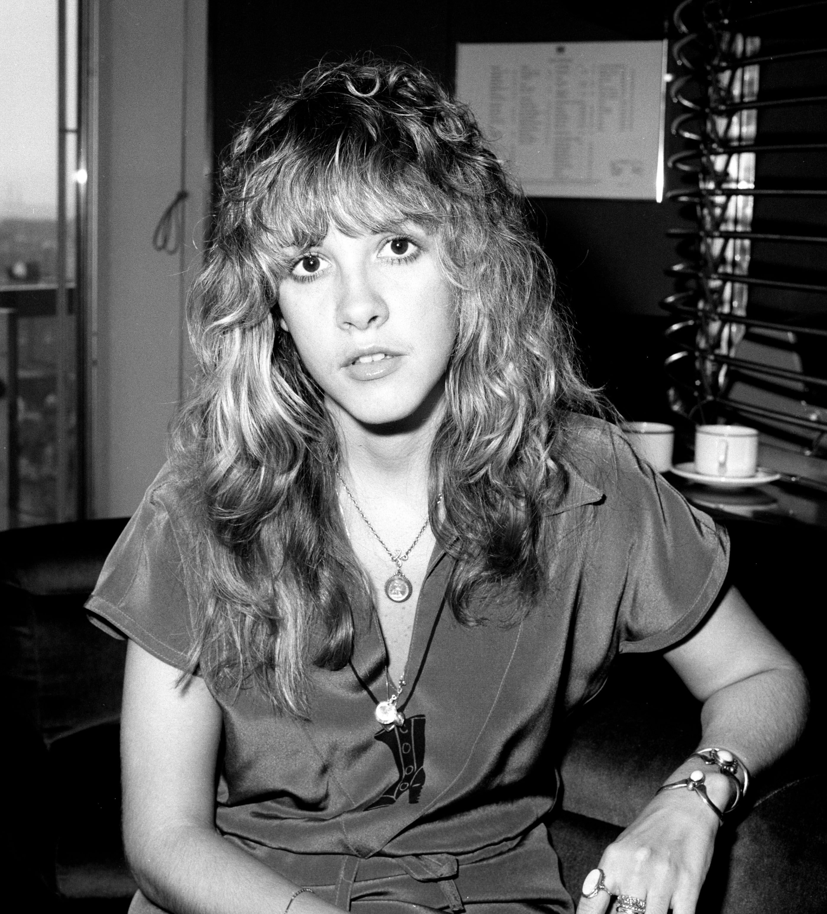 Fleetwood Mac singer Stevie Nicks in 1977 | Source: Getty Images
