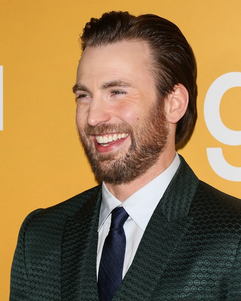 Chris Evans on April 4, 2017 in Los Angeles, California | Photo: Getty Images