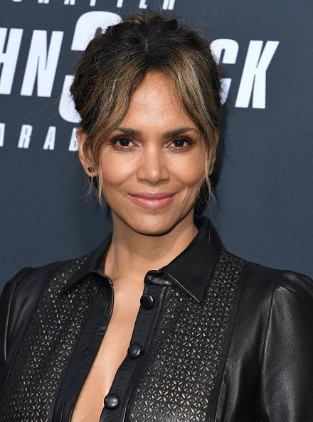"""Halle Berry at the special screening of Lionsgate's """"John Wick: Chapter 3 - Parabellum"""" on May 15, 2019. 