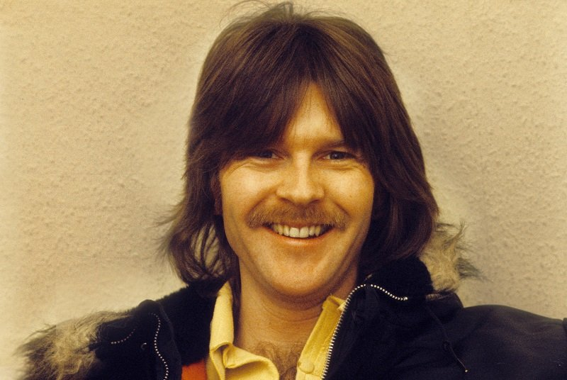 The Eagles' Randy Meisner during an interview in London in 1973 | Photo: Getty Images
