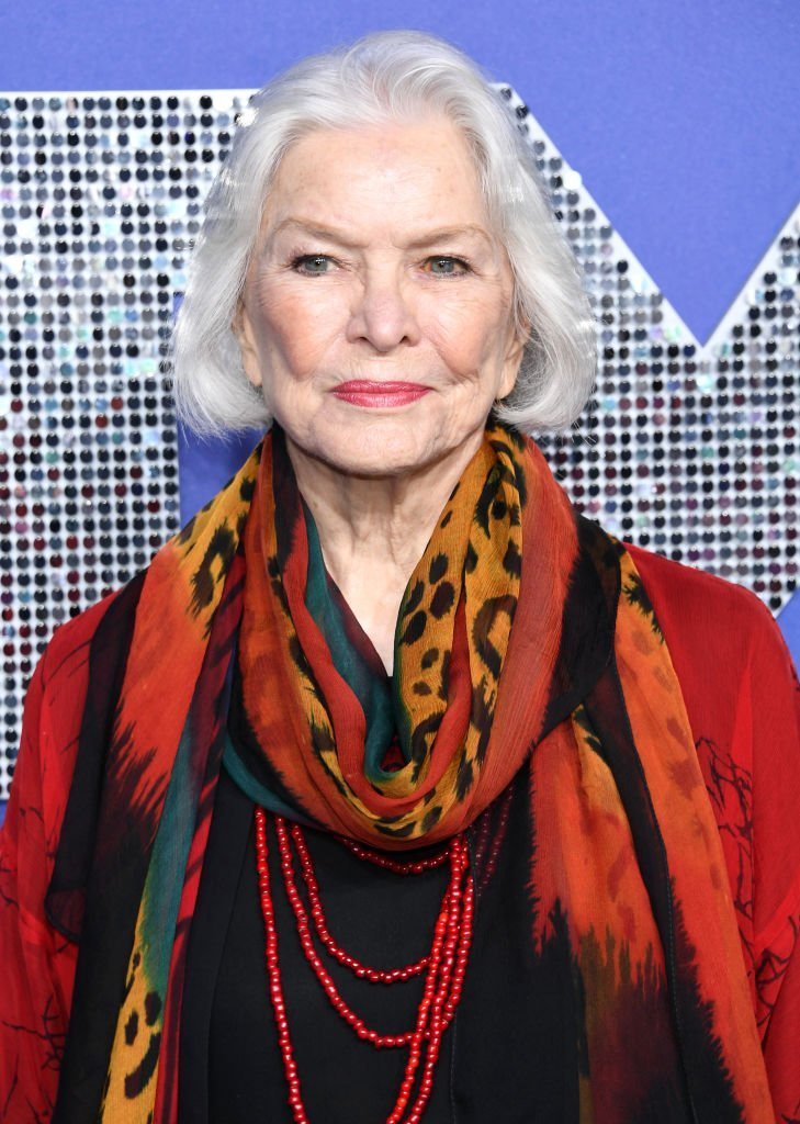 """Ellen Burstyn attends the """"Rocketman"""" New York Premiere at Alice Tully Hall  