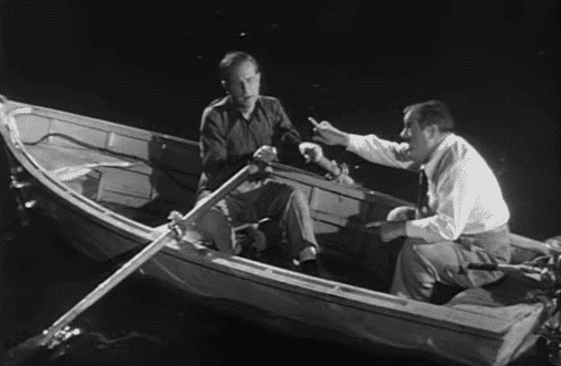 A scene from Abbott and Costello Meet Frankenstein.   Source: youtube.com/Movieclips
