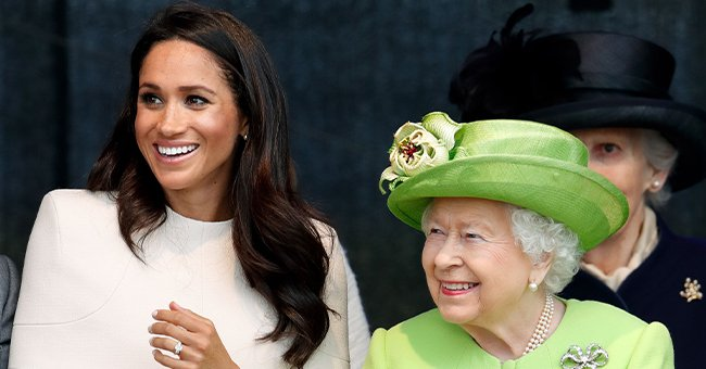 Queen Didn't End Meghan Markle's Acting Career — See the Opportunities Offered to the Sussexes