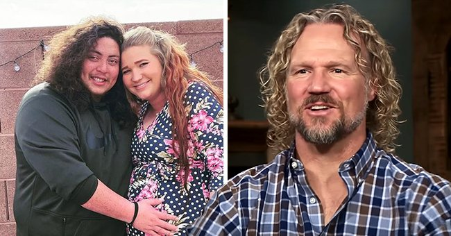 People: 'Sister Wives' Star Mykelti Brown Padron Welcomes Her 1st Baby With Her Husband Tony